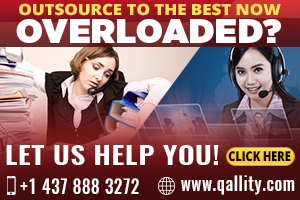 Qallity Outsourcing - Qallity can help with your outsourcing needs.